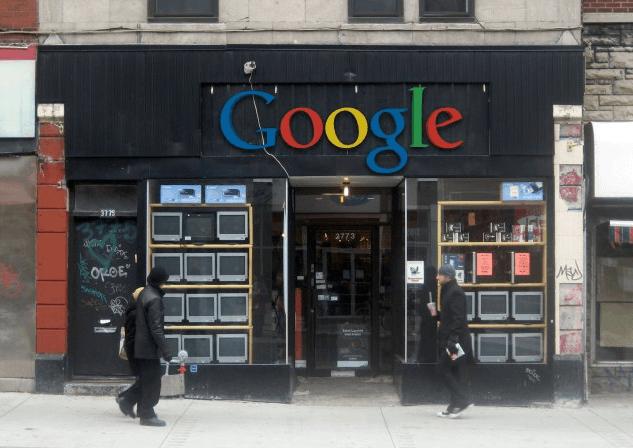 google dla firm lokalnych