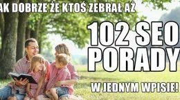102 SEO porady na 2018 rok