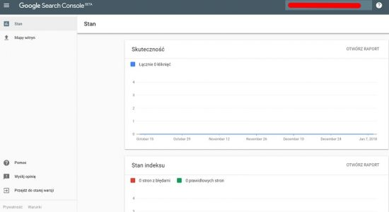 Search Console Beta