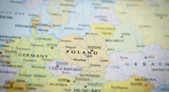 mapa lokalna Polska - lokalne seo