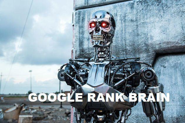 sztuczna inteligencja google rankbrain